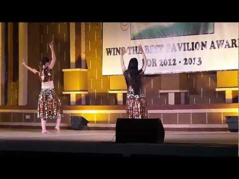 Video O Radha teri chunari Performance in Global village Dubai 2013 download in MP3, 3GP, MP4, WEBM, AVI, FLV January 2017