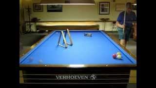Phil's Billiards For Fun, Part 1 - Advanced Bank Shots