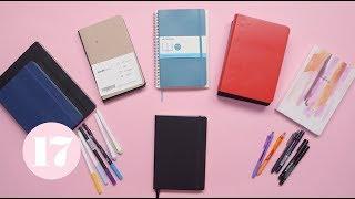 Video Bullet Journal Notebook Comparison | Plan With Me MP3, 3GP, MP4, WEBM, AVI, FLV Juli 2018