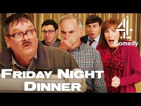 Jim Empties the Caravan Loo | BRAND NEW Friday Night Dinner Series 6