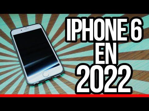 UTILISER UN IPHONE 6 EN 2018 ?