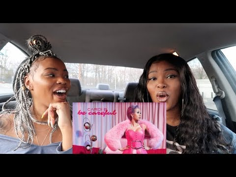 Video Cardi B - Be Careful [Official Audio] REACTION download in MP3, 3GP, MP4, WEBM, AVI, FLV January 2017
