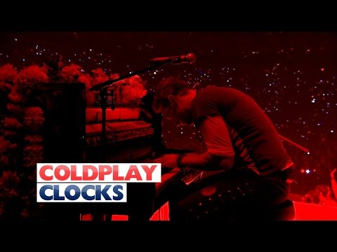 Coldplay - 'Clocks' (Live At The Jingle Bell Ball 2015)