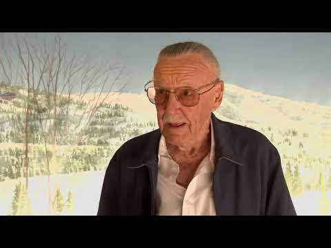 Stan Lee - Interview Stan Lee (Anglais)