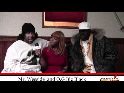 Funny Phat Friday: Mz Fe interviews Mr. Wesside, O.G Big Black & Kool Bubba Ice