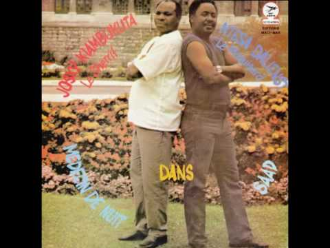 Medecin de Nuit (Josky Kiambukuta) - Josky & Ntesa Dalienst 1986