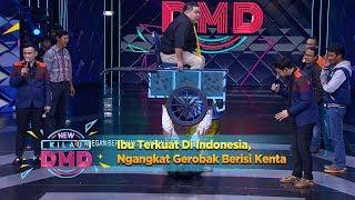 Video Ibu Terkuat Di Indonesia, Ngangkat Gerobak Berisi Kenta - Kilau DMD (28/11) MP3, 3GP, MP4, WEBM, AVI, FLV Desember 2018