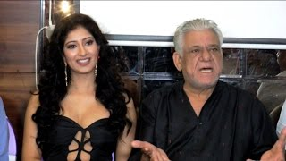 Interview Of Star Cast Of Movie Warrior Savitri Movie   Niharica Raizada   Om Puri