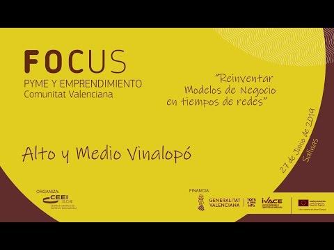 Vídeo resumen Focus Pyme y Emprendimiento Alto y Medio Vinalopó 19[;;;][;;;]