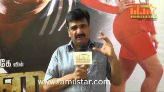 Ramesh Kanna at Vaigai Express Movie Launch