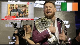 Ariel Helwani: Irish are too tough on McGregor | UFC 229