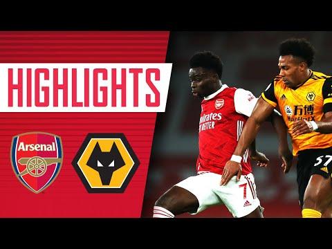 HIGHLIGHTS | Arsenal vs Wolves (1-2) | Premier League