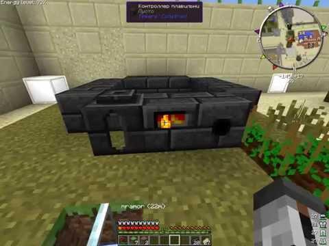 Как сделать плавильню в tinker construct