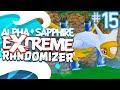 SHINY LATIAS APPEARS!? - Pokémon Alpha Sapphire Extreme Randomizer (Episode 15)