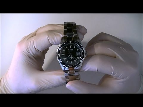 , title : 'Quickie with Invicta Pro Diver 8932 - unboxing and all around view'
