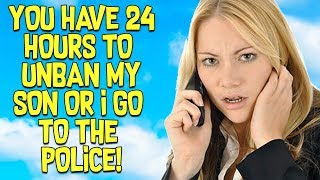HACKERS MOM CALLS ME ON SKYPE - THE ENTIRE SERIES...