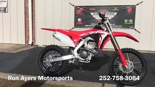 7. 2019 Honda CRF250RX