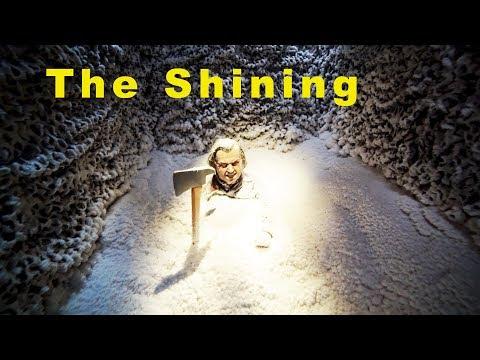 The Shining - Halloween Horror Nights 2017 (Universal Studios Hollywood, CA)