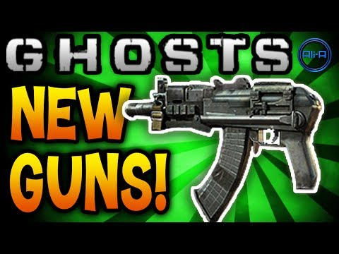 NEW GUN DLC! – Call of Duty: Ghosts Multiplayer Map Packs! – (COD Call Of Duty Ghosts Maps Packs on