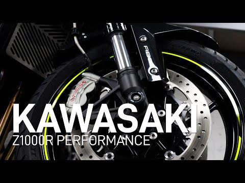 2017 Kawasaki Z1000R Performance