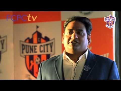 FC Pune City Head Coach - A.Habas Launch Event