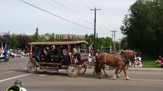 Red Deer (AB) Canada  city pictures gallery : Westerner Days Parade 2016 - Red Deer, AB - Canada