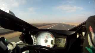 1. SUZUKI GSXR 750 TOP SPEED