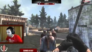 WarZ - summit1g: vs Eddbert's Clan