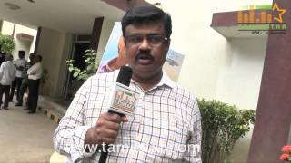 Rangarajan at Irumbu Kuthirai Movie Press Meet