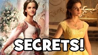 Video 20 SECRETS About The Making of Beauty And The Beast (2017) MP3, 3GP, MP4, WEBM, AVI, FLV Desember 2017