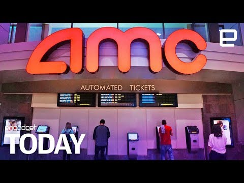 AMC wants to opt-out of $10 a month MoviePass subscription | Engadget Today