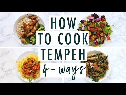 4 Delicious Ways To Eat Tempeh