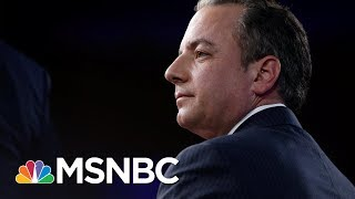 Ex-Trump campaign manager Corey Lewandowski discusses whether White House Chief of Staff Reince Priebus could be  in danger of losing his job.» Subscribe to MSNBC: http://on.msnbc.com/SubscribeTomsnbcAbout: MSNBC is the premier destination for in-depth analysis of daily headlines, insightful political commentary and informed perspectives. Reaching more than 95 million households worldwide, MSNBC offers a full schedule of live news coverage, political opinions and award-winning documentary programming -- 24 hours a day, 7 days a week.Connect with MSNBC OnlineVisit msnbc.com: http://on.msnbc.com/ReadmsnbcFind MSNBC on Facebook: http://on.msnbc.com/LikemsnbcFollow MSNBC on Twitter: http://on.msnbc.com/FollowmsnbcFollow MSNBC on Google+: http://on.msnbc.com/PlusmsnbcFollow MSNBC on Instagram: http://on.msnbc.com/InstamsnbcFollow MSNBC on Tumblr: http://on.msnbc.com/LeanWithmsnbc(FULL VIDEO TITLE)