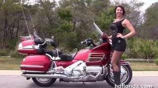 7. Used 2008 Honda Goldwing GL1800 Motorcycles for sale
