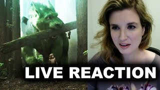 Pete's Dragon 2016 Trailer Reaction by Beyond The Trailer