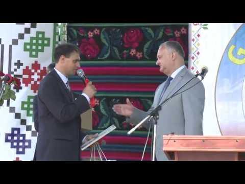 Președintele țării efectuează o vizită în regiunea de sud a Moldovei