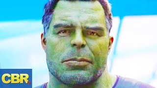 Video Why We Should Be Worried About The Hulk After Avengers Endgame MP3, 3GP, MP4, WEBM, AVI, FLV Mei 2019