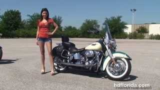 3. Used 2009 Harley Davidson Softail Deluxe Motorcycles for sale - Sarasota, FL
