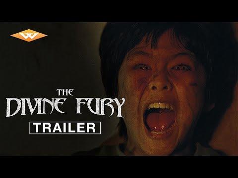 THE DIVINE FURY (2019) Official Trailer | Korean Action Horror