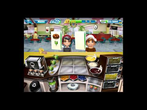 Cooking Fever [iPad Gameplay] Bakery Level 40