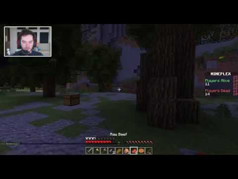 captainsparklez - Previous Episode: https://www.youtube.com/watch?v=HvnjZ_xUtc0 Next Episode: https://www.youtube.com/watch?v=PtHlQfPOQLE Hunger Games playlist ▻ http://www.yo...