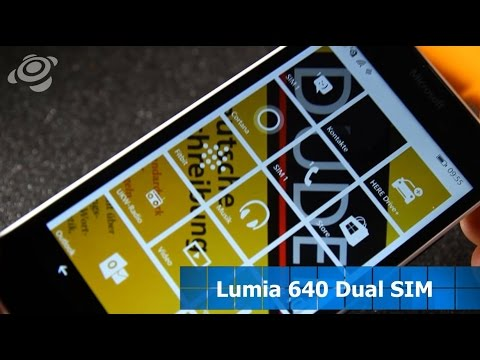 Microsoft Lumia 640 Dual SIM im Test [HD] Deutsch