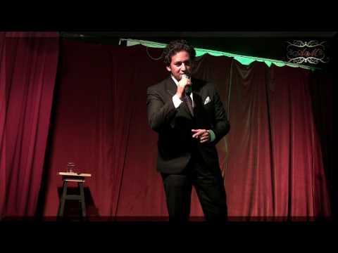 Hermoso tango por el tenor Joséle Cabrera