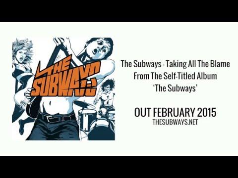 Tekst piosenki The Subways - Taking All The Blame po polsku