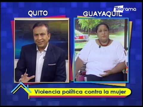 Violencia política contra la mujer