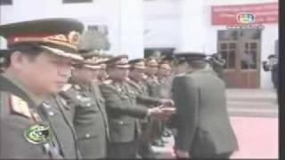 Lao / Thai - Army Relation.