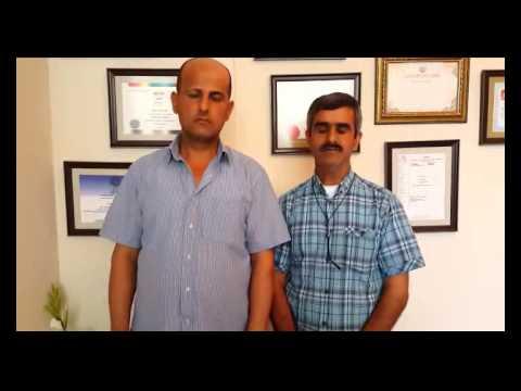 Nihat Doğru - Beyin Kanaması Olan Hasta - Prof. Dr. Orhan Şen