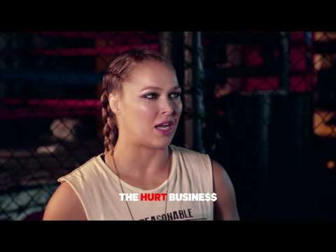 The Hurt Business (Clip 'Ronda Rousey's First Glimpse of MMA')