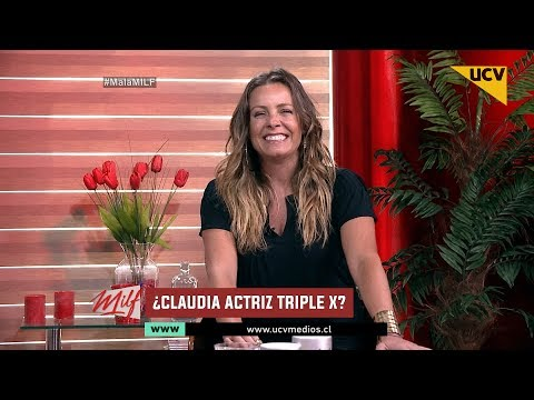 video Claudia Conserva comenta el error de Wikipedia que la definió como actriz triple X