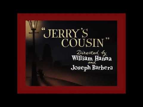 Jerry's Cousin (1951) NTSC Intro with Borders Reversed